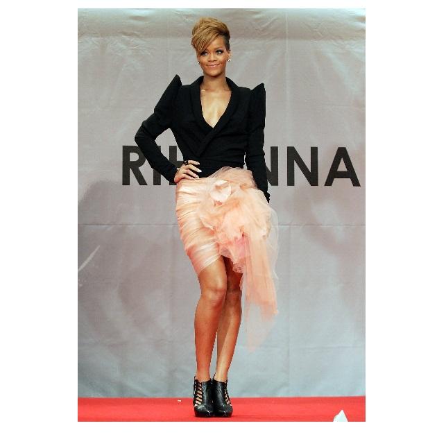 1 | Copy the look: Rihanna
