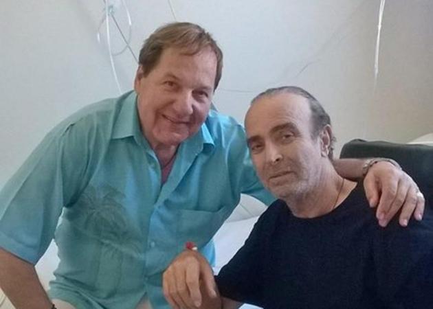 Γιώργος Βασιλείου: Δίνει μάχη με τον καρκίνο με τους φίλους του πάντα στο πλευρό του! | tlife.gr