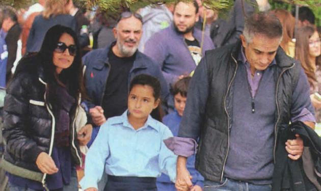 Σωκράτης Αλαφούζος – Βάσω Γουλιελμάκη: Ξανά μαζί για χάρη της κόρης τους!