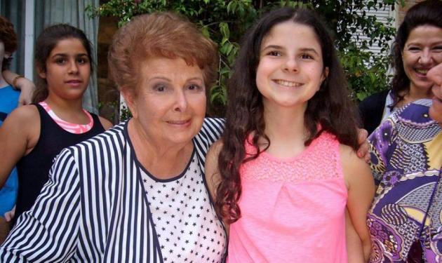 Βέφα Αλεξιάδου: Το πάρτι γενεθλίων για την εγγονή της! Φωτογραφίες | tlife.gr