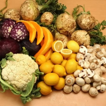 Δώσε χρώμα στα λαχανικά σου | tlife.gr