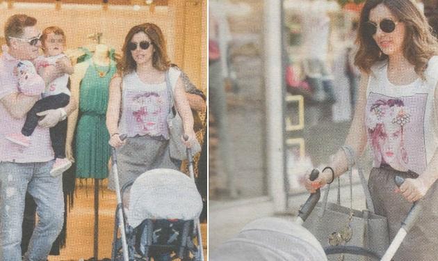 Γκαλένα Βελίκοβα: Σπάνια βόλτα με τις κόρες της! Φωτογραφίες | tlife.gr