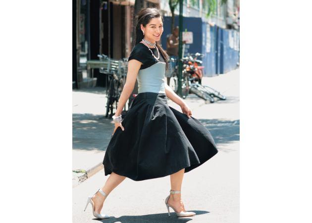 Πως να φορέσω την τάση 50s; | tlife.gr