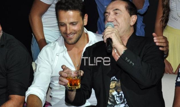 Ν. Βέρτης: Διασκέδασε στη Θεσσαλονίκη με τον Λ. Πανταζή!