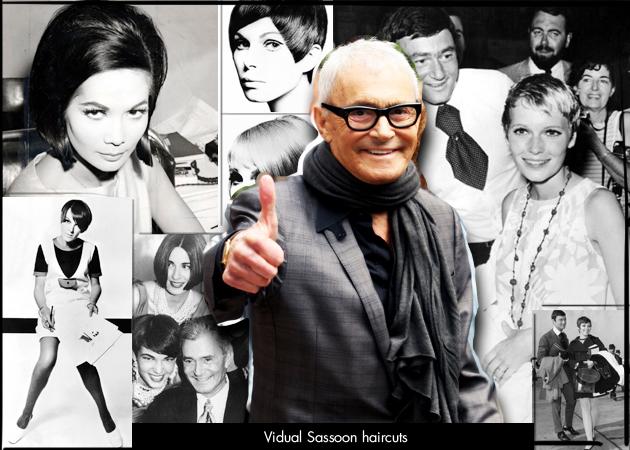 Τα θρυλικά κουρέματα του Vidal Sassoon που άφησαν ιστορία!