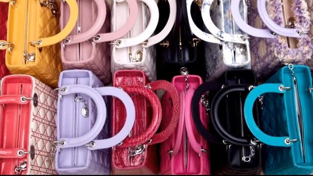 Lady Dior:Η τσάντα με την υπογραφή της Μarion Cotillard