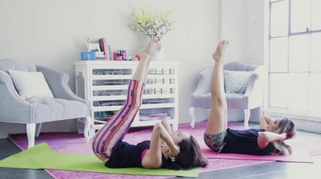 Ένα 10λεπτο πρόγραμμα για να γυμνάσεις ολόκληρο το σώμα σου!
