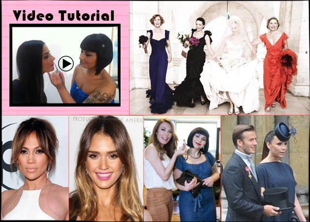 Καλεσμένη σε γάμο; Η make up artist της Τατιάνας, Μ. Μαρκαντωνάτου, μας δείχνει το τέλειο μακιγιάζ! | tlife.gr