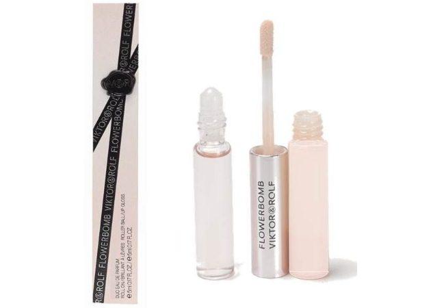Το απόλυτο beauty gadget από τους Viktor & Rolf! Από την μια άκρη άρωμα, από την άλλη lip gloss! | tlife.gr