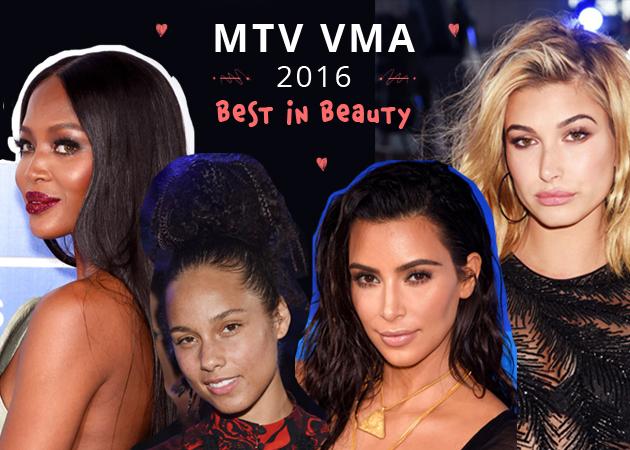MTV VMA 2016: τα καλύτερα μακιγιάζ και μαλλιά από πολύ κοντά! | tlife.gr