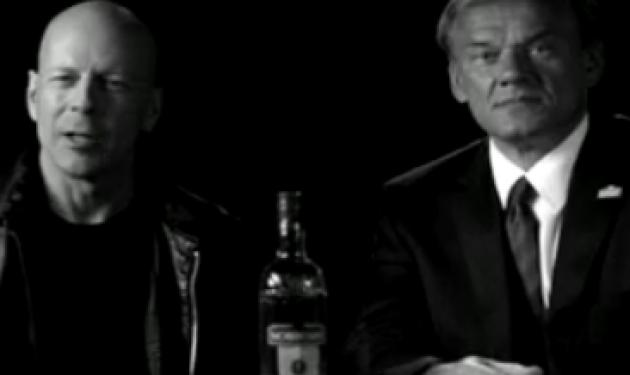 Tι σχέση έχει ο Bruce Willis με μια βοτκα; | tlife.gr