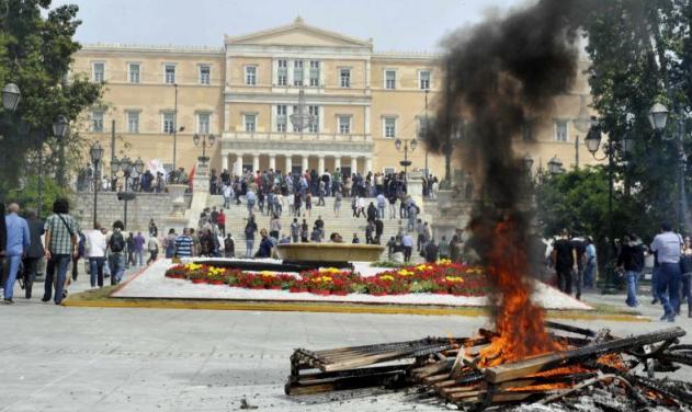Παπανδρέου – Σαμαράς: Ναί στο συμβούλιο πολιτικών αρχηγών | tlife.gr