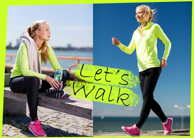 Πάμε για περπάτημα; Πριν όμως μάθε ποιος είναι ο σωστός τρόπος για να κάψεις θερμίδες και λίπος