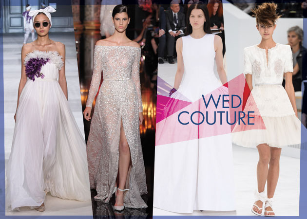 HAUTE COUTURE: Tα 40 ωραιότερα bridal looks που είδαμε στην υψηλή ραπτική!