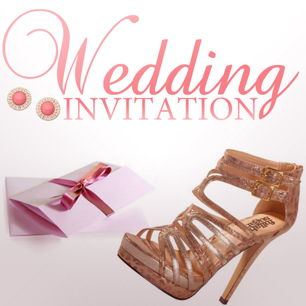 1 | Wedding invitation!