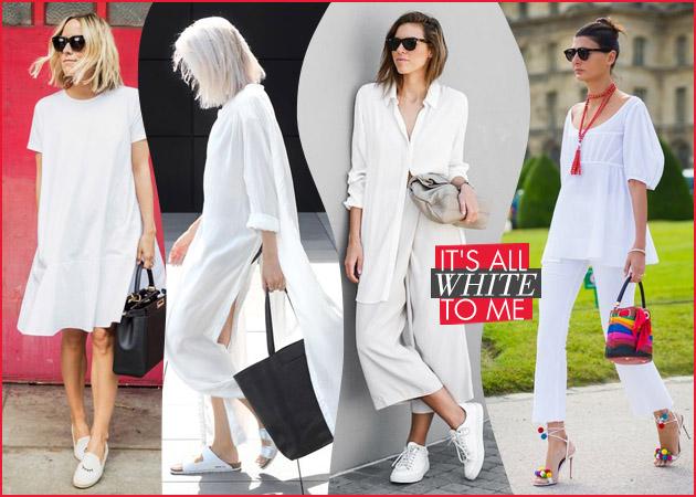 1327a2334c Νέοι τρόποι να φορέσεις το λευκό φέτος το καλοκαίρι από την κορυφή μέχρι τα  νύχια