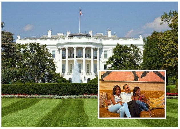 Πώς είναι η κατοικία του Προέδρου των ΗΠΑ μέσα στο Λευκό Οίκο; Φωτογραφίες | tlife.gr
