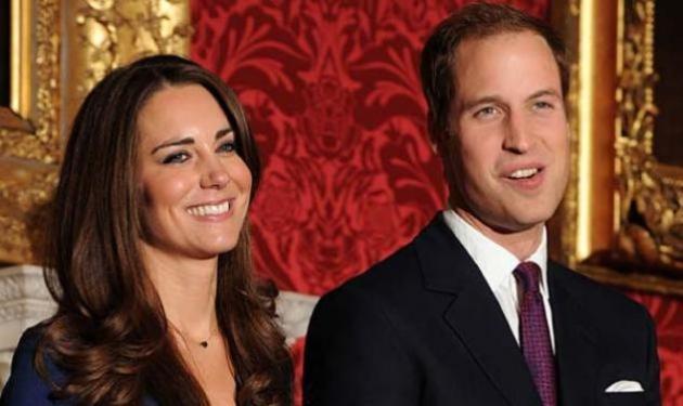 Η K. Middleton και ο Πρίγκιπας William… σε γραμματόσημα! | tlife.gr