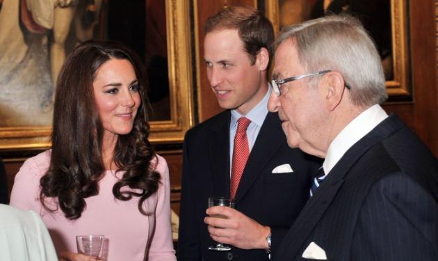 Κωνσταντίνος – Άννα Μαρία: Με τον William και την Catherine στο παλάτι! | tlife.gr