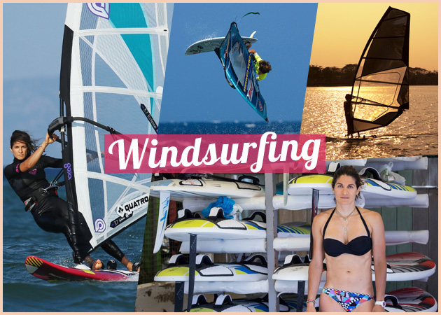 Windsurfing: Σκέφτεσαι να μάθεις; Όλα όσα πρέπει να ξέρεις… | tlife.gr
