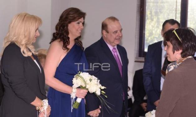 Παύλος Χαϊκάλης – Μαρία Λύκου: Παντρεύτηκαν στο δημαρχείο Ραφήνας! | tlife.gr