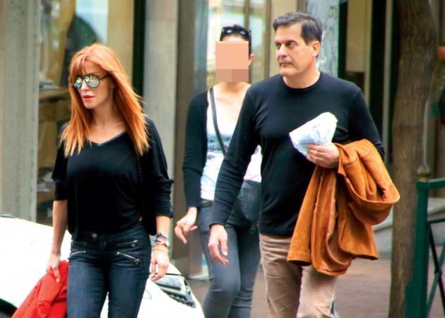 Βίκυ Χατζηβασιλείου: Σπάνια εμφάνιση με τον σύζυγό της! Φωτογραφίες | tlife.gr