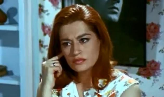 Πώς είναι σήμερα η ηθοποιός του ελληνικού κινηματογράφου Κατερίνα Χέλμη