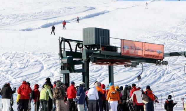 Αν σκόπευες να πας στα χιονοδρομικά της Β. Ελλάδας, ξέχασέ το. Το 100% αγγίζει η πληρότητα των ξενοδοχείων | tlife.gr
