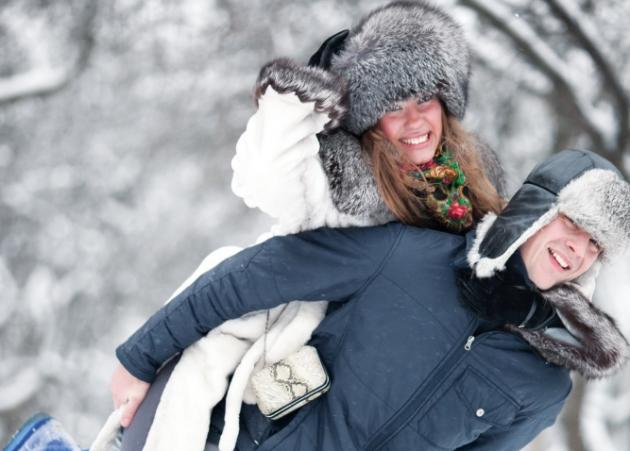 Οι πιο hot χιονισμένοι προορισμοί για ρομαντικές αποδράσεις!