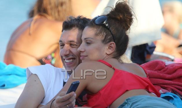 Δημήτρης Διαμαντίδης – Βερίνα Χιώτη: Γεννήθηκε ο γιος τους! | tlife.gr