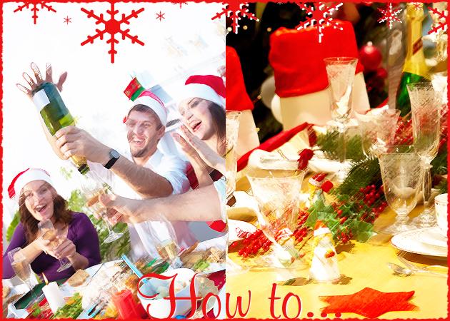 Diet Tips: Τι να κάνεις στο πρωτοχρονιάτικο ρεβεγιόν για να μην παχύνεις…