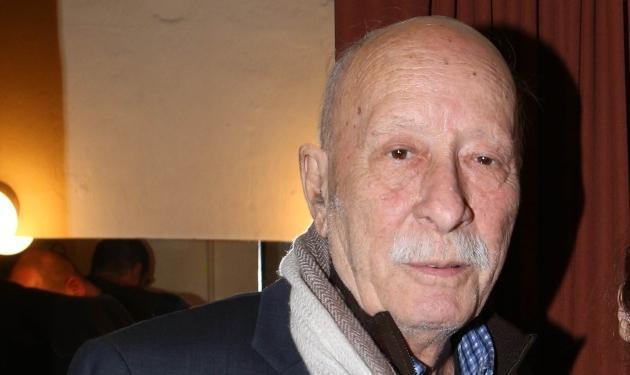 Διαγόρας Χρονόπουλος: Η τελευταία του δημόσια εμφάνιση έναν μήνα πριν τον θάνατο του – Φωτογραφίες