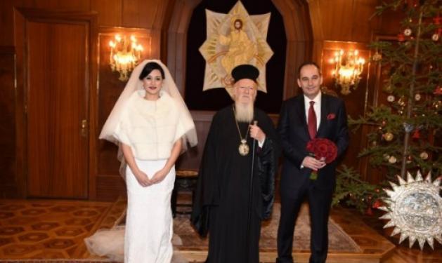 Ποιος Έλληνας υφουπουργός παντρεύτηκε στο Πατριαρχείο; | tlife.gr