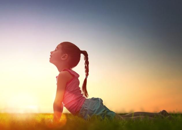 Yoga για παιδιά στο ΚΠΙΣΝ