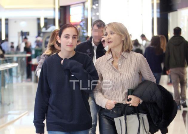 Θοδωρής Ρουσόπουλος – Μάρα Ζαχαρέα: Το άγνωστο ταλέντο της κόρης τους!