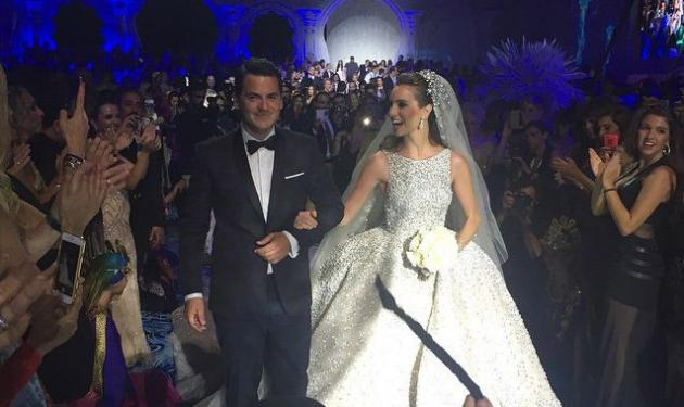 Χλιδάτος γάμος αξίας 5.000.000 ευρώ στη Βουλιαγμένη! Φωτογραφίες