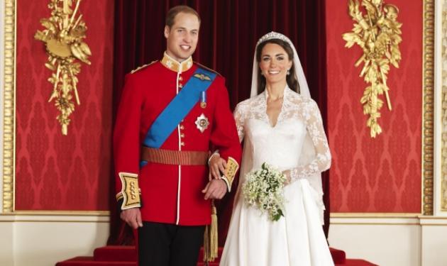 Η εντυπωσιακή παρουσία της Γ. Αγγελοπούλου στο γάμο William – Catherine!