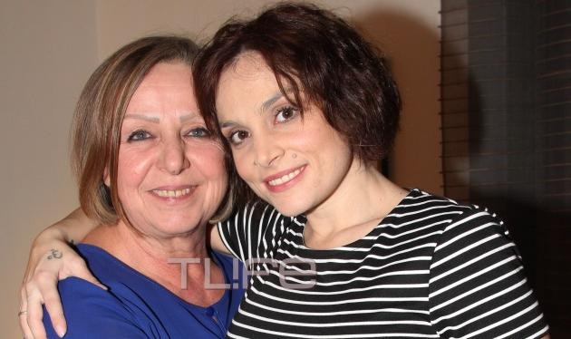 Ελεωνόρα Ζουγανέλη: Πρεμιέρα με τη μητέρα της και την καλύτερη φίλη της στο πλευρό της! Φωτογραφίες | tlife.gr