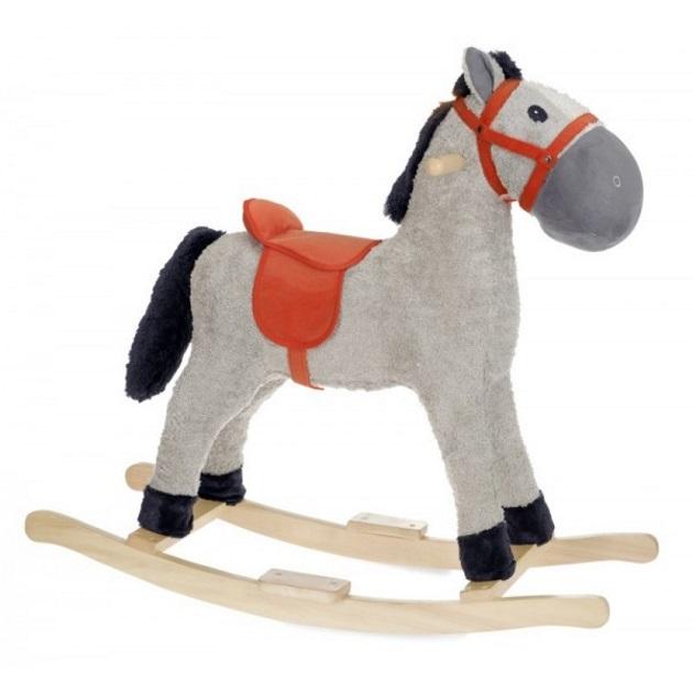| Ξύλινο αλογάκι Γαϊτανάκι