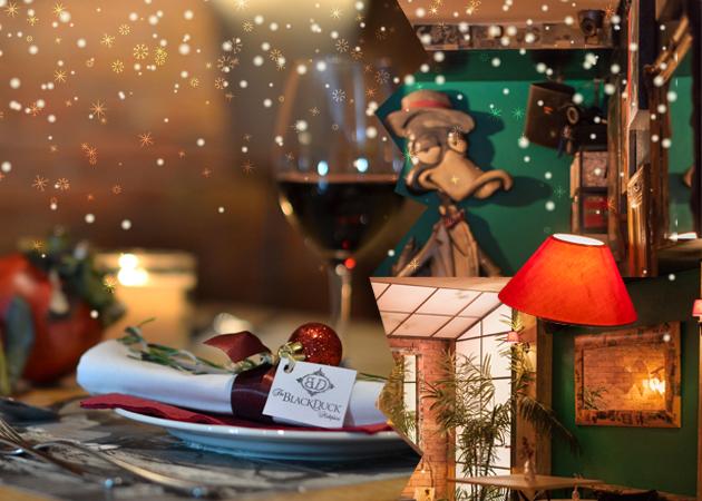All day Christmas spirit στην φωλιά της Μαύρης Πάπιας! 5+1 λόγοι για να κάνεις Χριστούγεννα στο Black Duck | tlife.gr