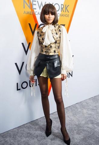 Η Zendaya με Louis Vuitton | tlife.gr