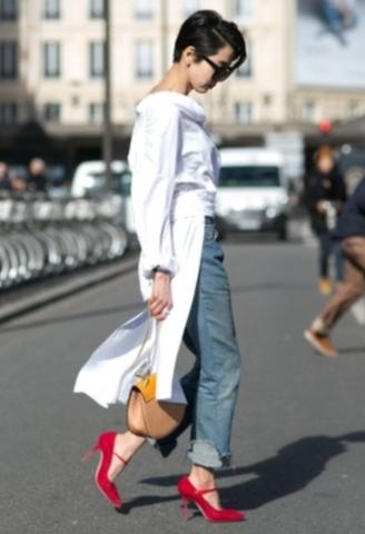 Παρίσι με κόκκινες γόβες | tlife.gr