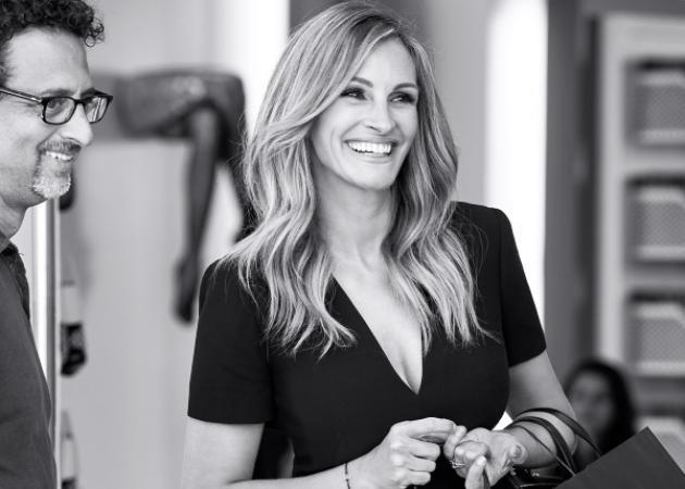 H Calzedonia συνεργάζεται ξανά με την Julia Roberts για το 3ο spot του ιταλικού legwear brand | tlife.gr