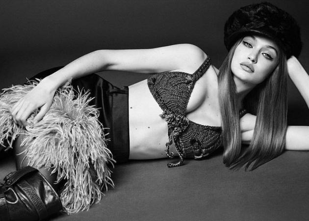 OMG! Δες την Gigi Hadid να ποζάρει για γνωστό περιοδικό σε ηλικία 5 ετών | tlife.gr