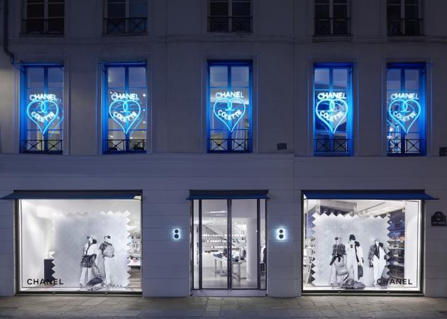 H Colette λίγο πριν το κλείσιμό της «φιλοξενεί» τον οίκο Chanel | tlife.gr