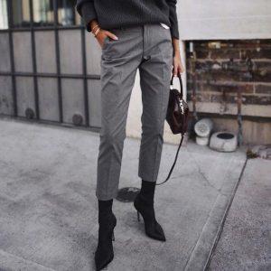 Το σωστό παντελόνι για τα sock booties