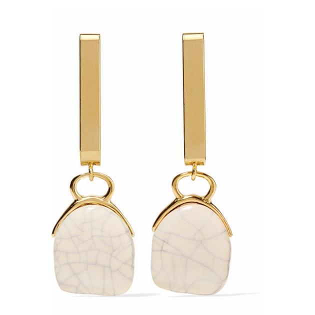 2 | Σκουλαρίκια Isabel Marant