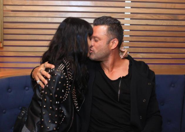 Κώστας Σόμμερ – Ναυσικά Παναγιωτακοπούλου: Αγκαλιές και φιλιά μετά από καιρό! [pics] | tlife.gr