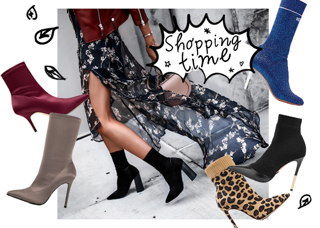 Τα πιο στιλάτα sock boots που θα βρεις στην αγορά και πρέπει να επενδύσεις | tlife.gr