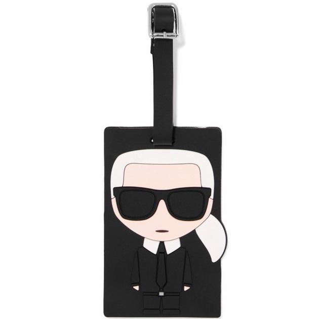| Luggage tag Karl Lagerfeld